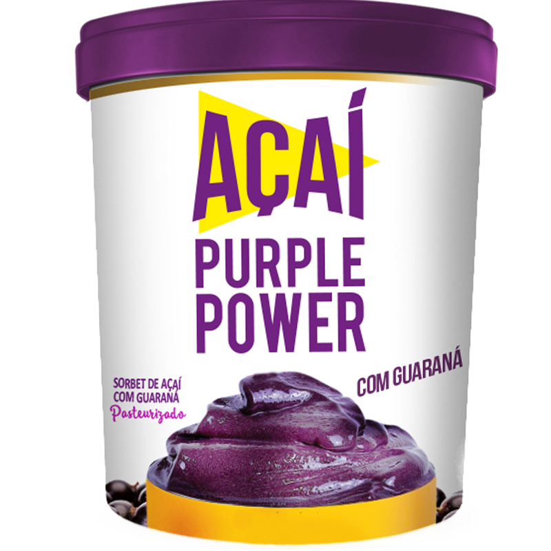 Purple Power Açaí com Guaraná
