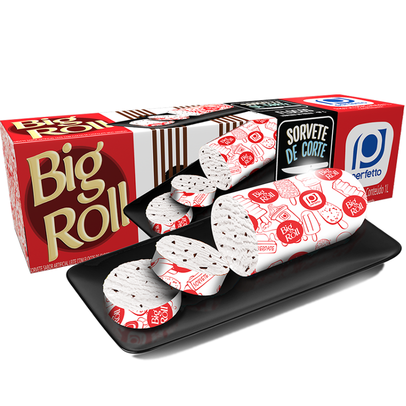 Big Roll Flocos