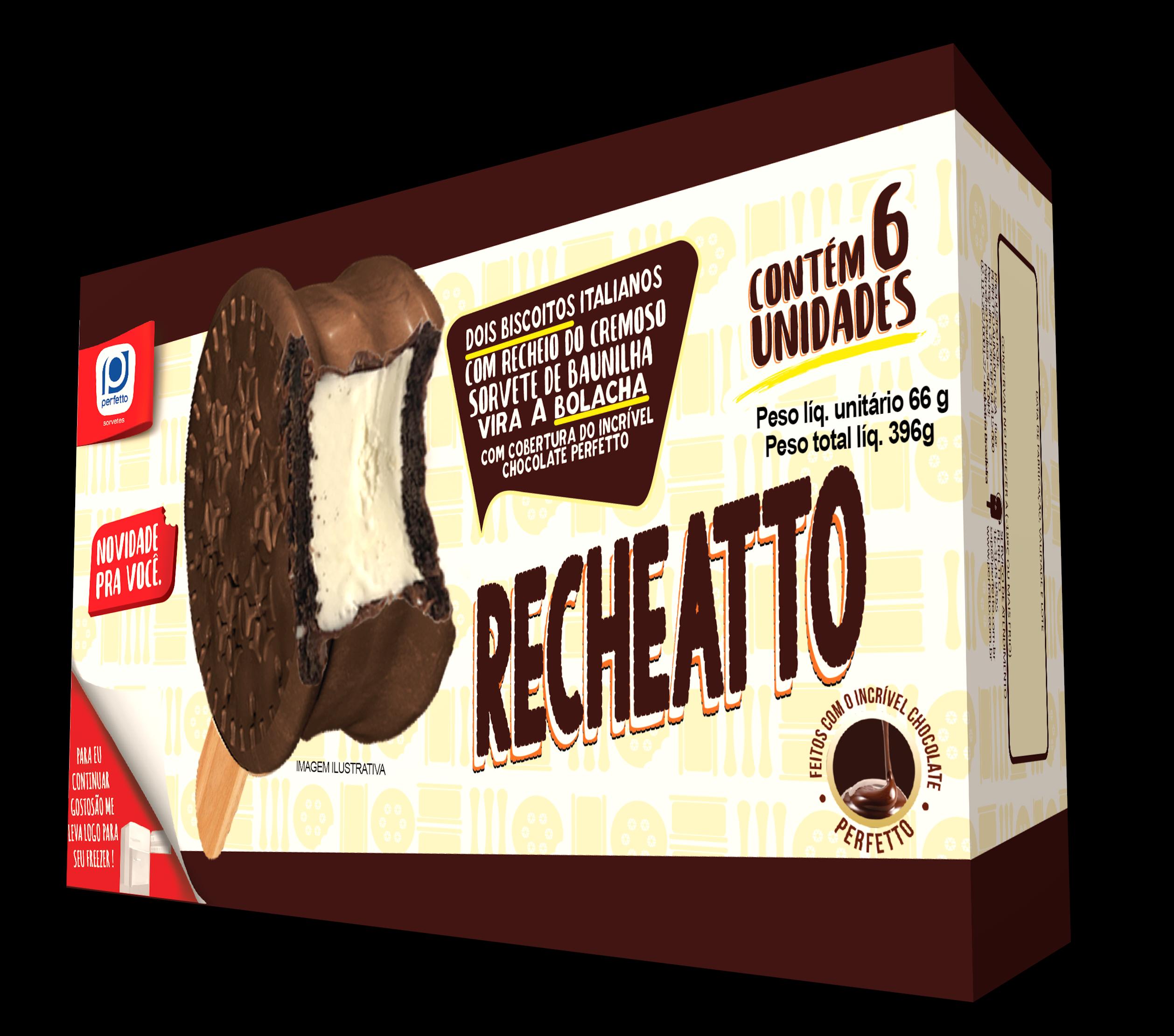 Recheatto Multipack Baunilha