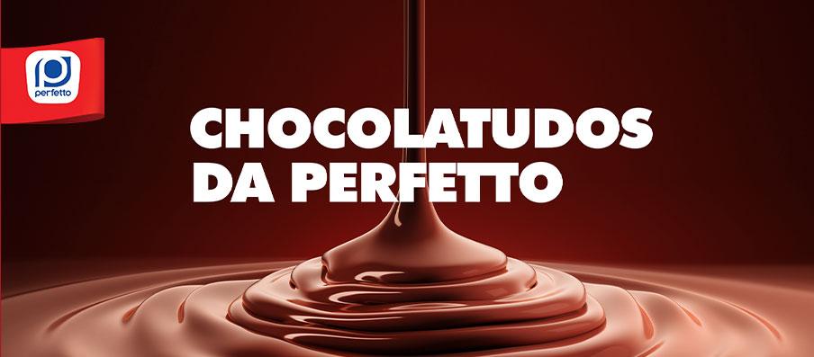 Comemore o Dia Mundial do Chocolate com os Chocolatudos da Perfetto